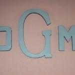 Monogram Wall Decor