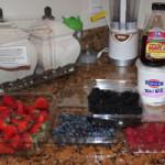 Mixed Berry Greek Yogurt