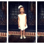 Dear Mini on your first day of kindergarten,