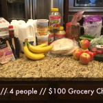 Grocery Challenge Take 2